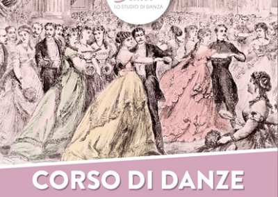 Danze storiche dell'800